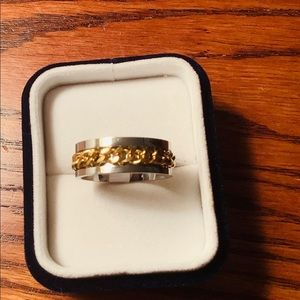 Accessories - Sterling silver ring